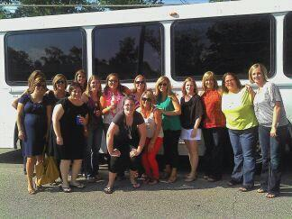 Wright Party Bus Dayton And Cincinnati Limo Party Bus