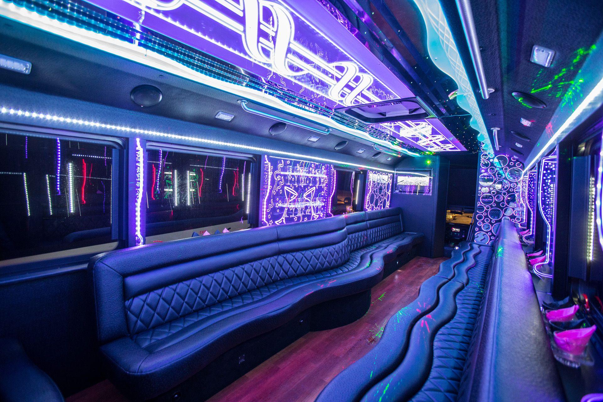 Tour Bus Rental Miami