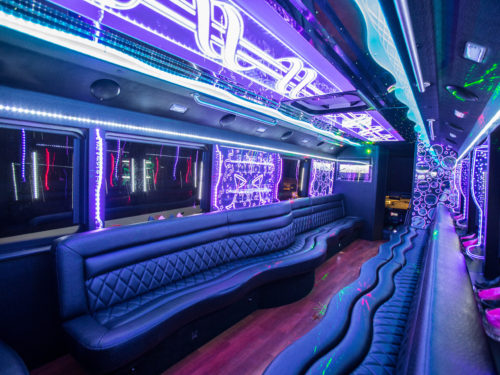 Wright Limo Party Bus